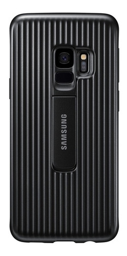 funda samsung protective cover - negro - galaxy s9