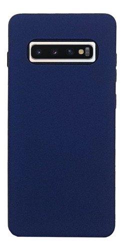 funda samsung s10 plus duo tpu proteccion azul
