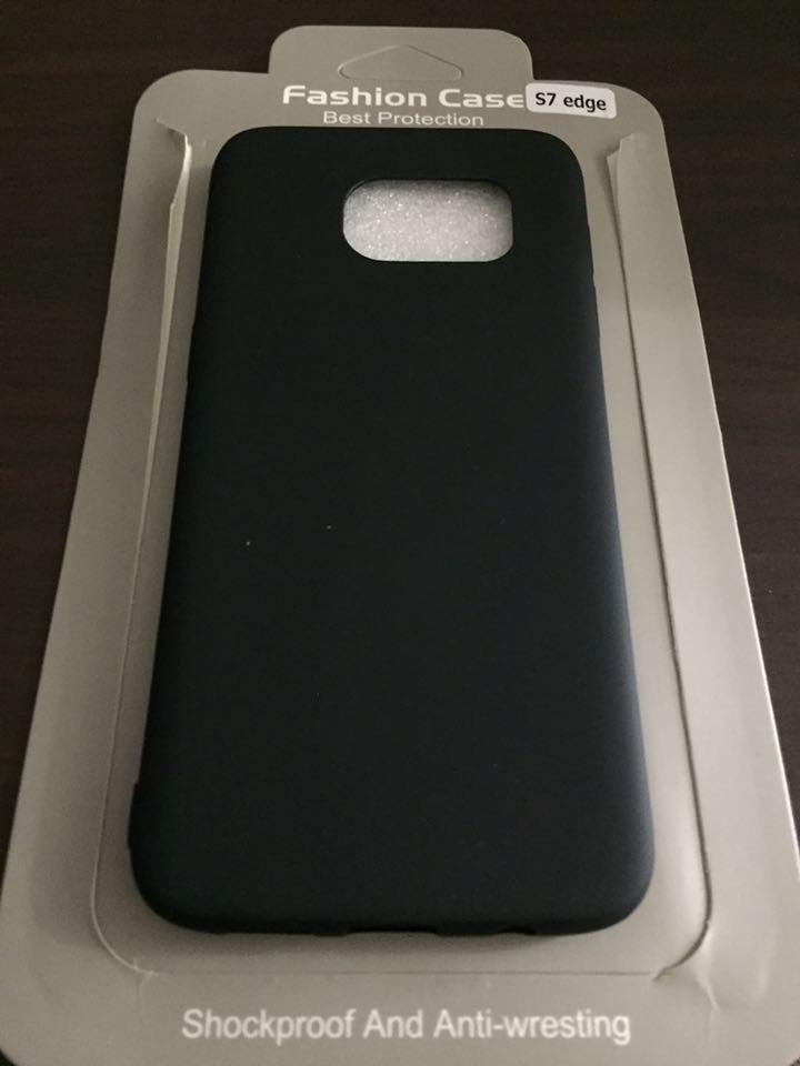 carcasa samsung s7 edge silicona