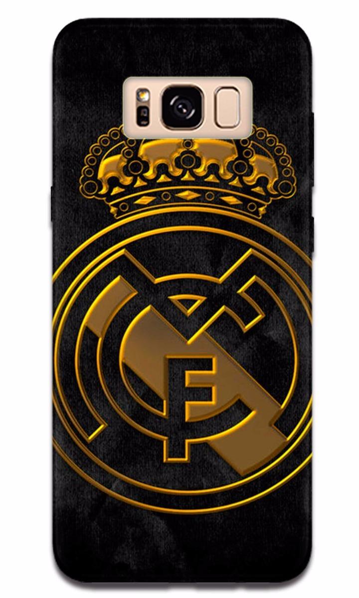 46046895ace Funda Samsung S8 S6 S9 Edge Plus Pri Real Madrid 9 - $ 269.00 en ...