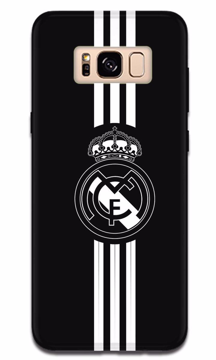 4407cdd4449 Funda Samsung S8 S6 S9 Edge Plus Prime Real Madrid - $ 269.00 en ...