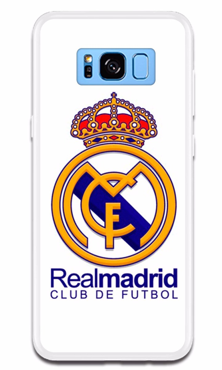 e3c0067a026 Funda Samsung S8 S6 S9 Edge Pluspri Real Madrid 4 - $ 269.00 en ...