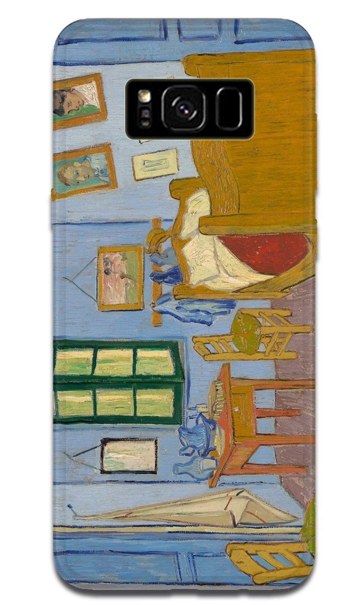 Funda Samsung S8 S7 S6 S9 Edge Plus Vincent Van Gogh Cuarto ...