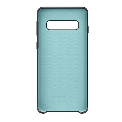 funda samsung silicone cover - protective - s10 - black