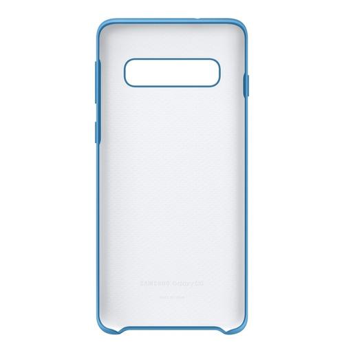 funda samsung silicone cover - protective - s10 - blue