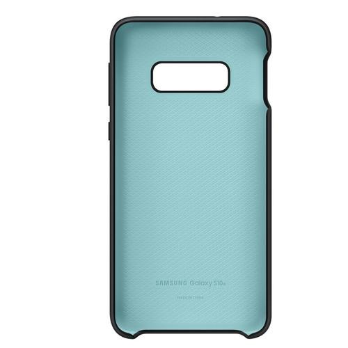 funda samsung silicone cover - protective - s10e - black
