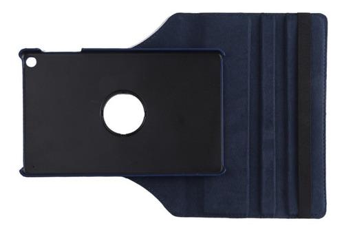 funda samsung tab a 10.1 giratoria 360 símil t510/t515 + en#