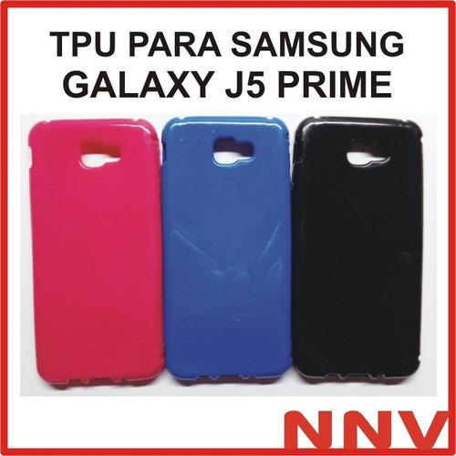 funda semirrigida tpu para samsung galaxy j5 prime sm g570