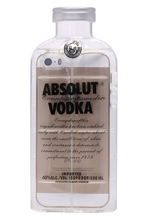 funda iphone 6 vodka