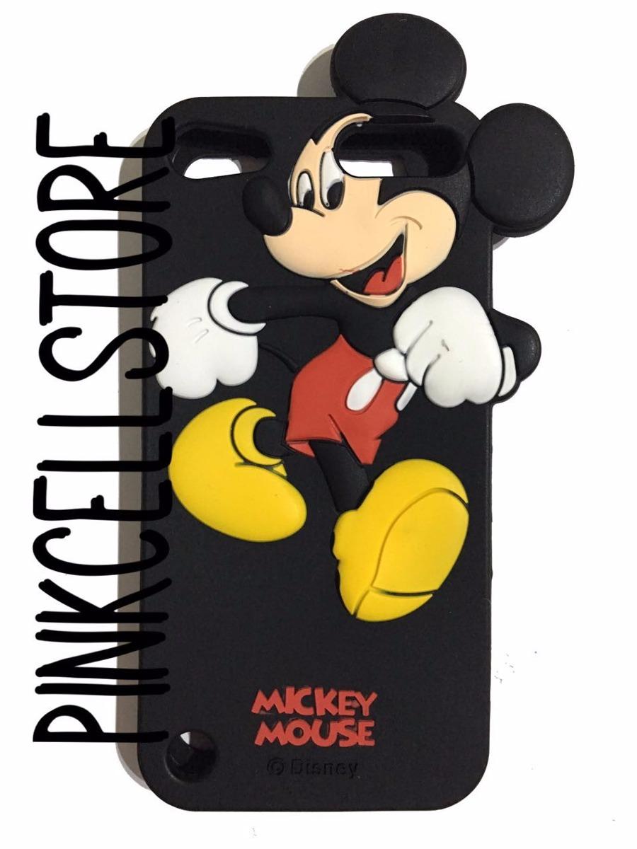 d3632d03c39 Funda Silicona 3d Mickey iPod Touch 5 - $ 120,00 en Mercado Libre