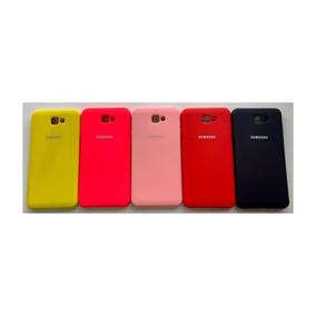 dc098bdb865 Silicone Case Samsung J7 Prime - Accesorios para Celulares en Mercado Libre  Argentina