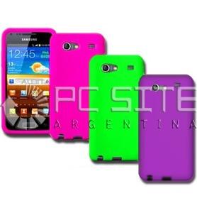 e1bf7c60551 Funda Silicona Cel Samsung Galaxy S Advance I 9070 + Film - $ 180,00 ...