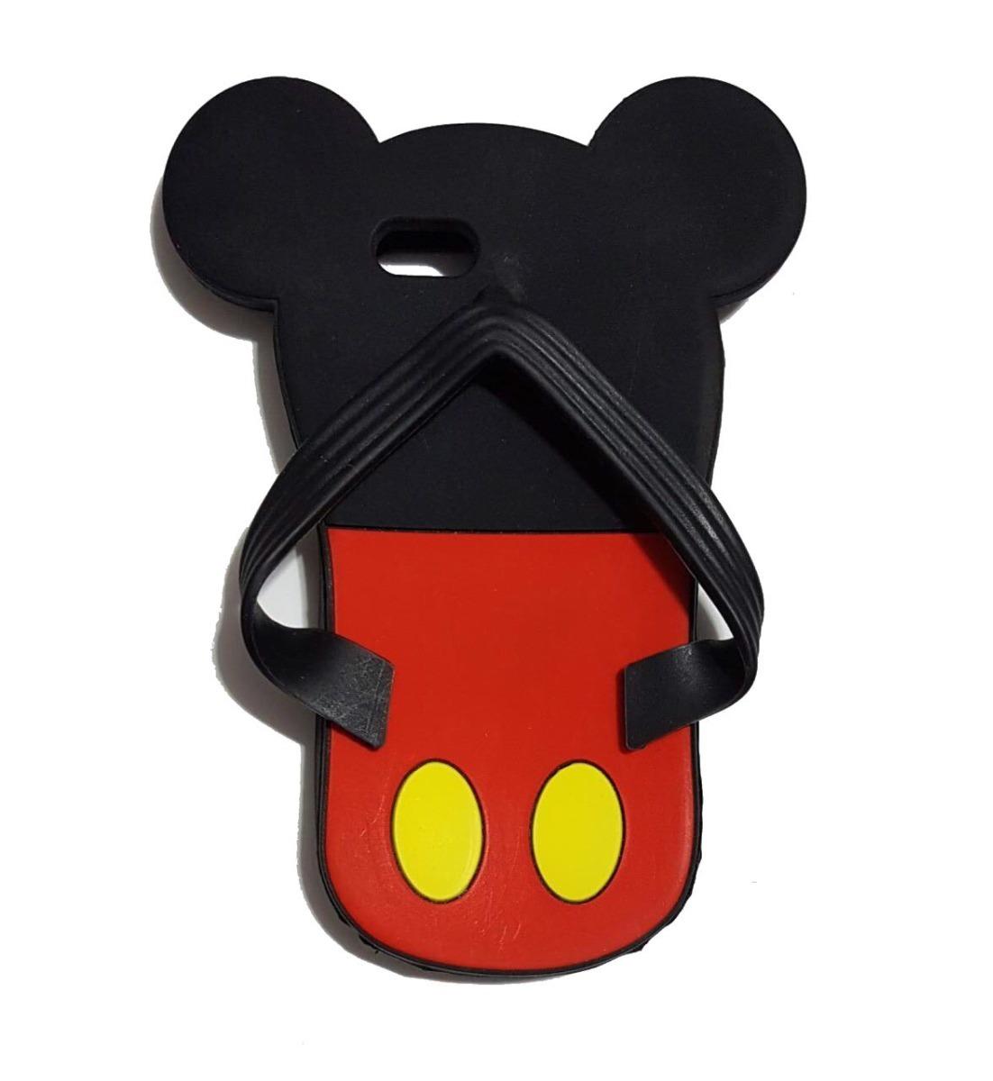 c6cb5e1e512 Funda Silicona Diseño Mickey iPhone 5 / 5s / 5g - $ 120,00 en ...