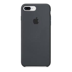 Funda Silicona Gris Original iPhone 7 Plus / 8 Plus