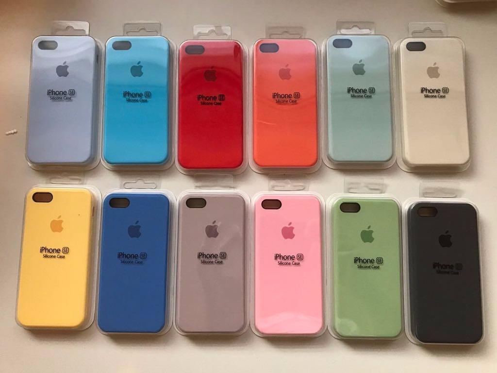 a6ea52344d6 Funda Silicona Iph 7 Iphone 7 Apple Iphone 7 - $ 299,00 en Mercado Libre