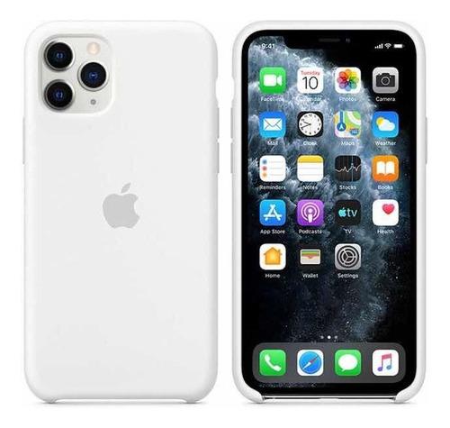funda silicona iphone 11 pro