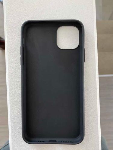 funda silicona iphone 11 pro max sin logo