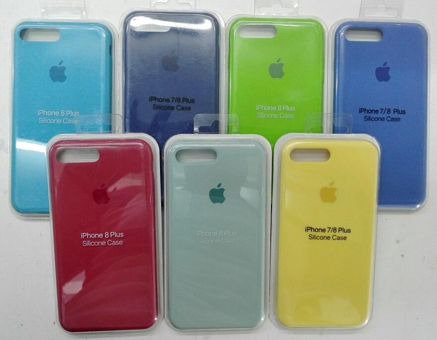 d7dd98d8a2c Funda Silicona iPhone 8 Plus 7 Plus Apple Original - $ 499,00 en ...