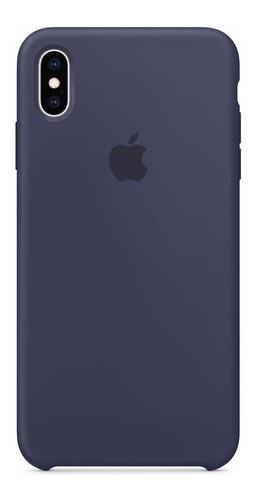 funda silicona iphone xs max (original) - silicone case