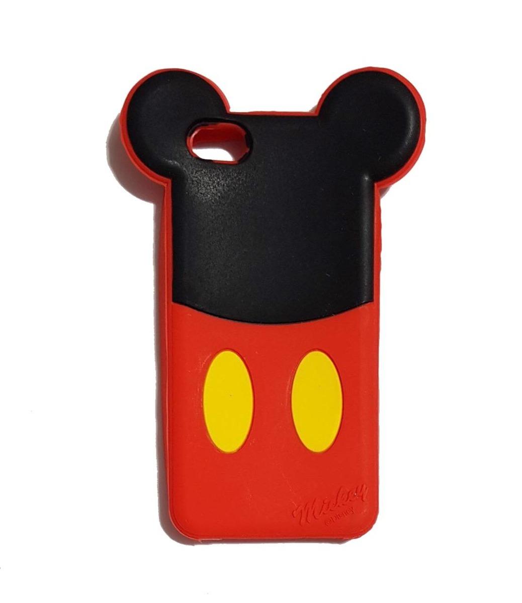 d69b5e4b38f Funda Silicona Mickey iPhone 5 / 5s / 5g - $ 120,00 en Mercado Libre