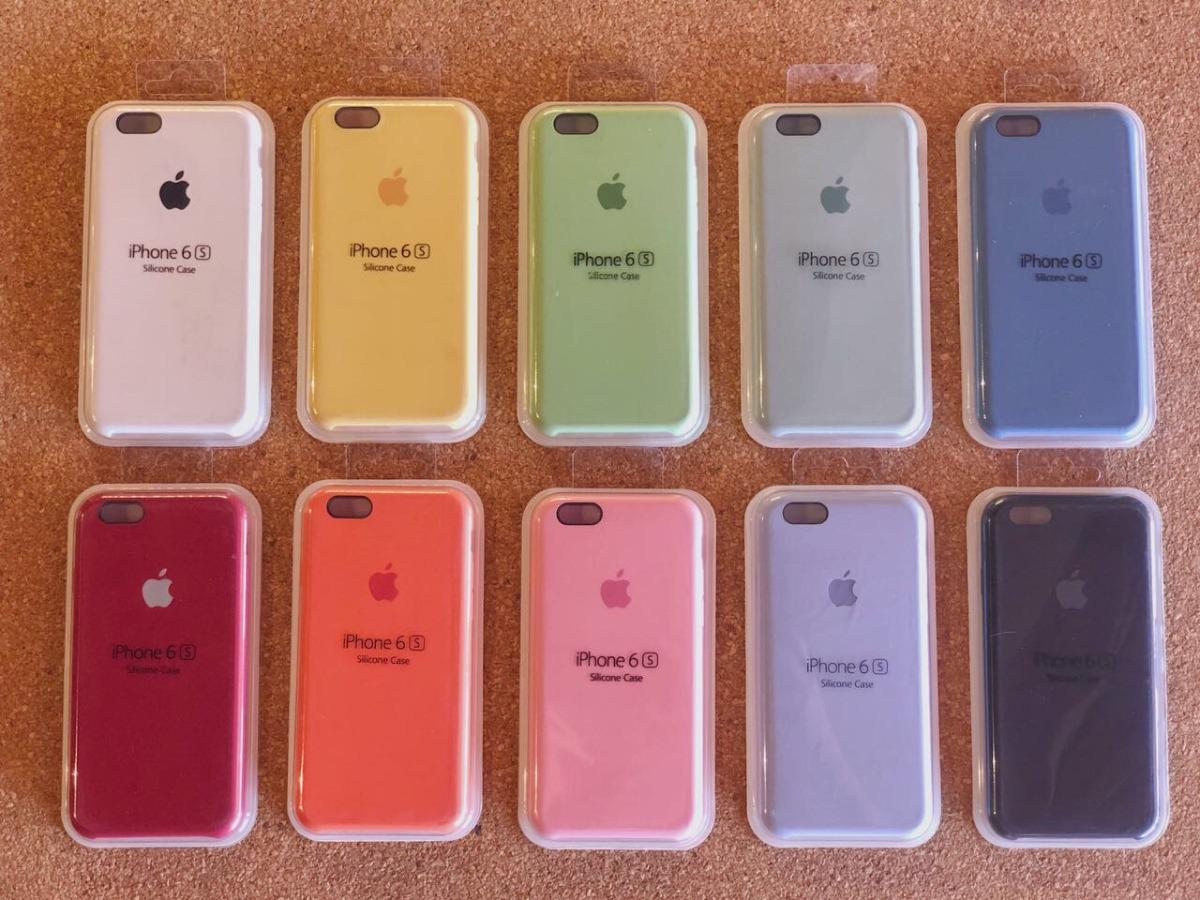 10b4666e527 funda silicona original apple iphone 6 6 plus 7 7 plus 8 8 p. Cargando zoom.