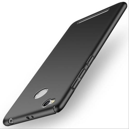funda silicona para celular xiaomi redmi 3 pro 3s negro