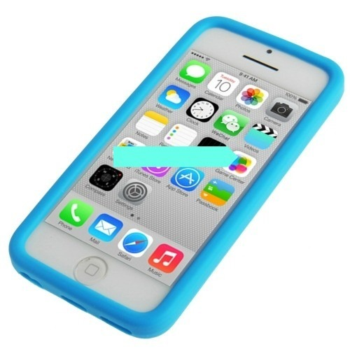 Funda de silicona para iphone 5c en mercado libre - Fundas iphone silicona ...