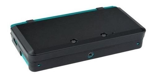 funda silicona protector nintendo 3ds (old) negro