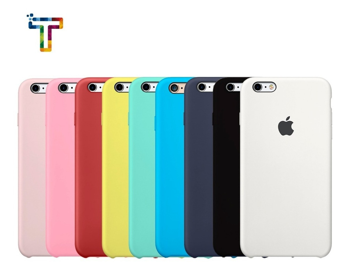368947beb04 funda silicona silicone case iphone 6 6s plus apple original. Cargando zoom.