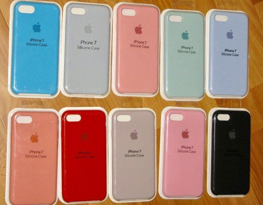97746beea55 funda silicona silicone case para iphone 6 6s 7 8 plus x. Cargando zoom.
