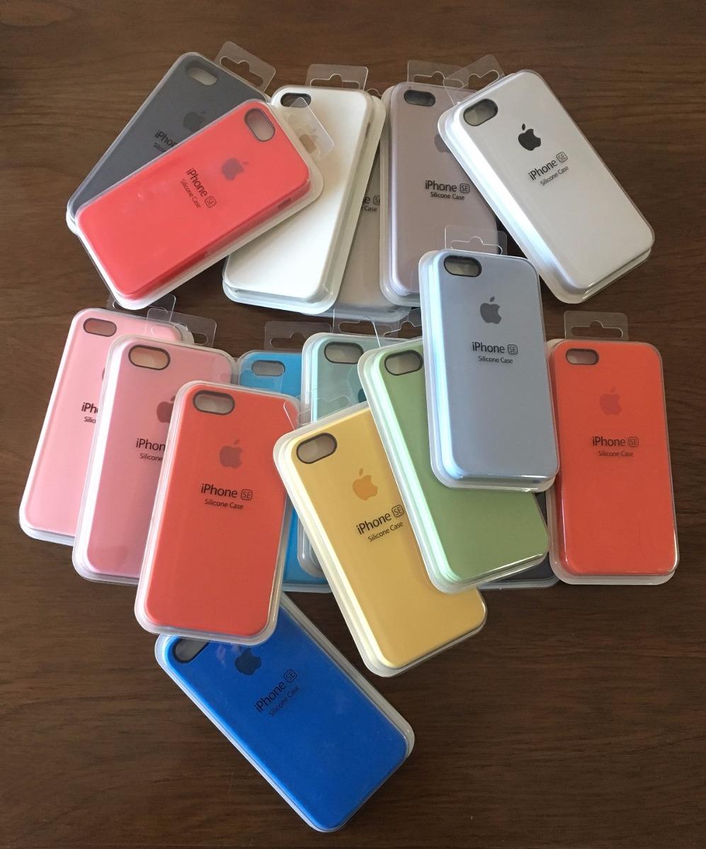 1e2951cbb73 Funda Silicona Soft iPhone 5 5s Se Apple Original Blue - $ 700,00 en ...