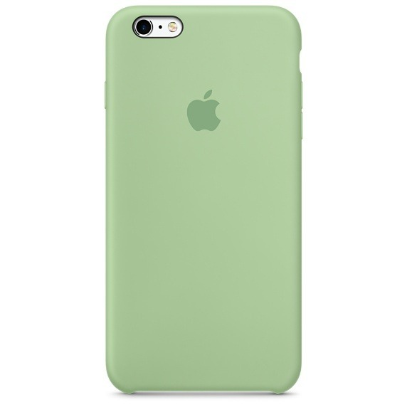 28d7967fa6a Funda Silicona Soft iPhone 6 6s Plus Apple Original Mint - $ 950,00 ...