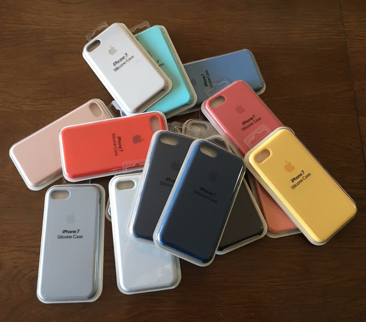 carcasa para iphone 7 azure