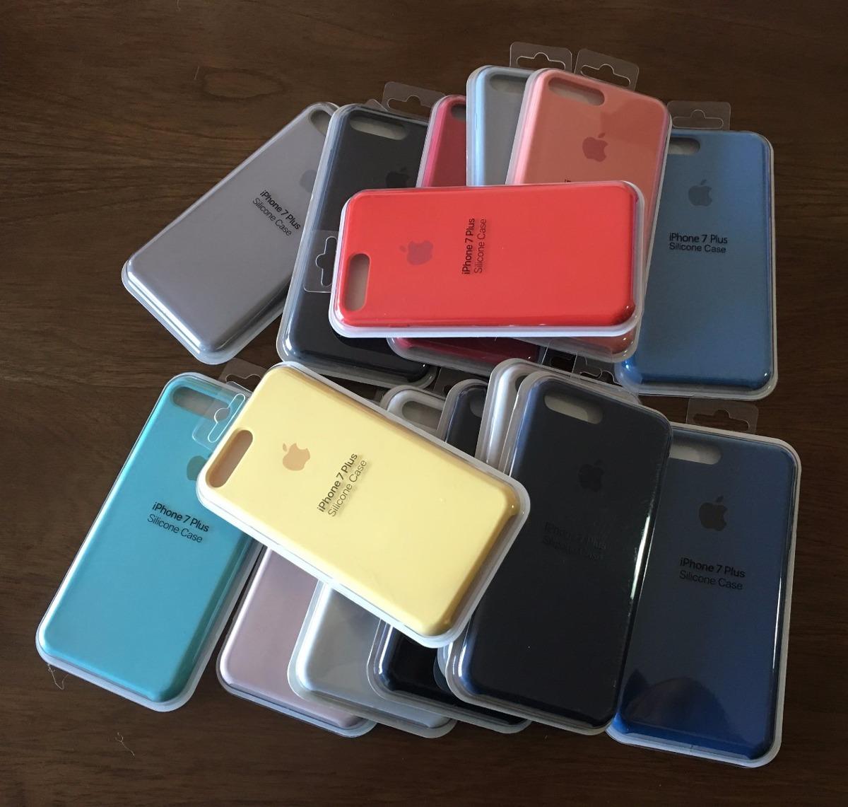 funda silicona soft iphone 7 plus apple original pollen. Cargando zoom. e85eeae65bf6a