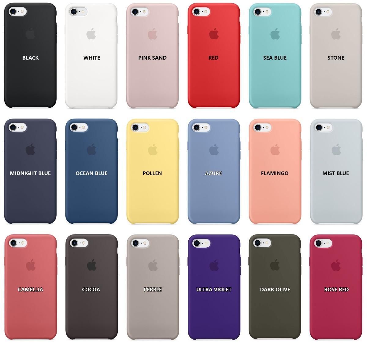 funda iphone color camelia