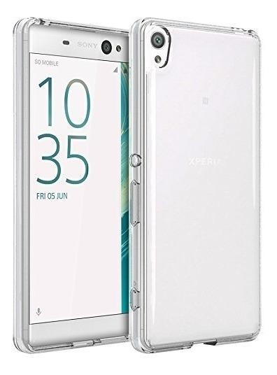 8e45e04d600 Funda Silicona Transparente Lolipop Tpu Case Sony Xperia Xa ...