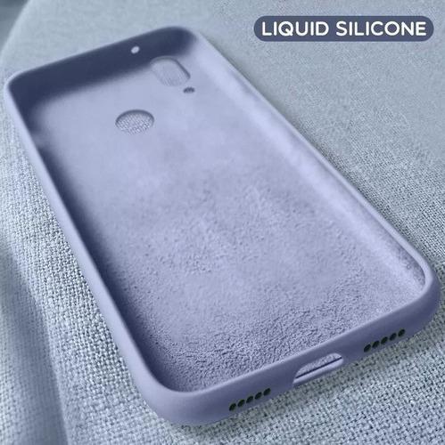 funda silicone case anti golpes samsung m10 m20 m30