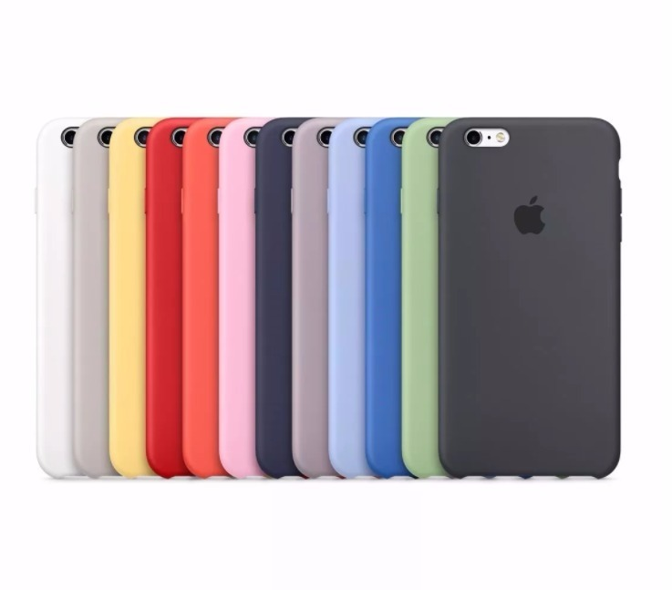 1df04a84456 Funda Silicone Case iPhone 6 7 8 Plus Vidrio Templado Camara - $ 718 ...