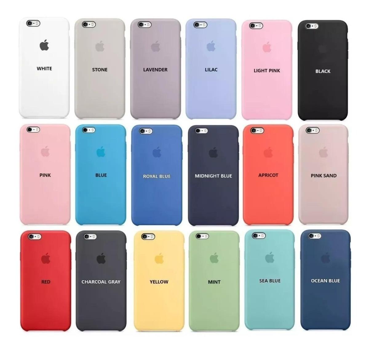 57 mejores opciones de Apple iPhone silicone case en 2020 Fundas