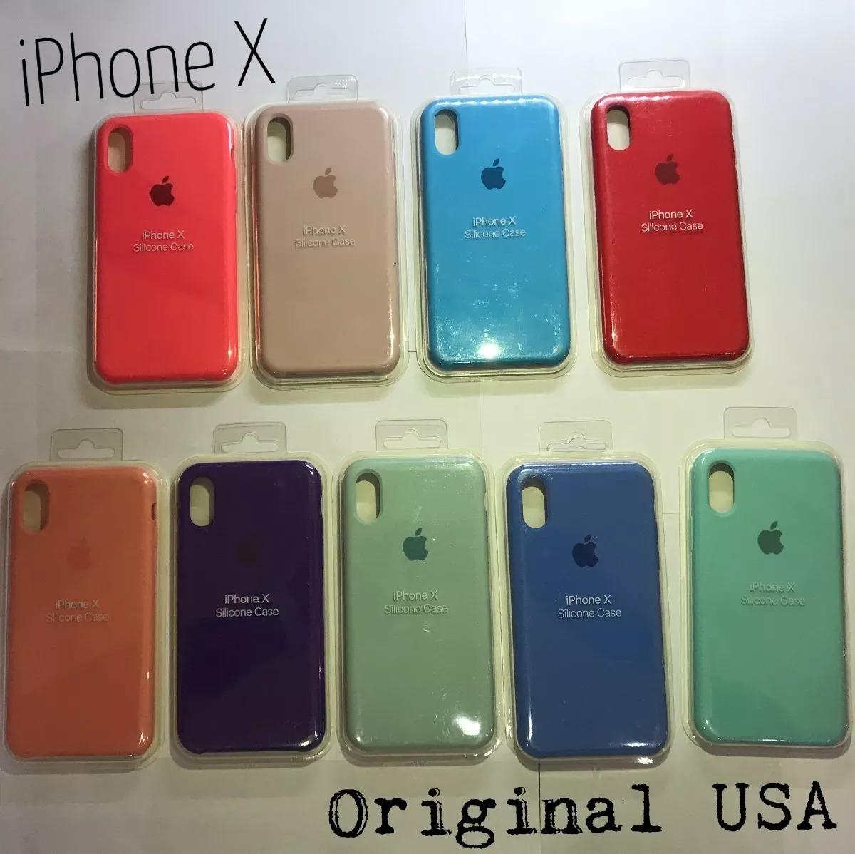 apple carcasa iphone x