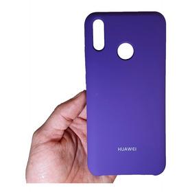 Funda Silicone Case Original Huawei Y9 2019 Forro Y9 2019
