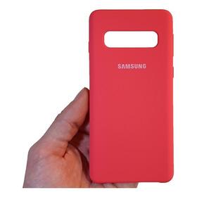 Funda Silicone Case Original Samsung S10 Plus Forro S10 Plus