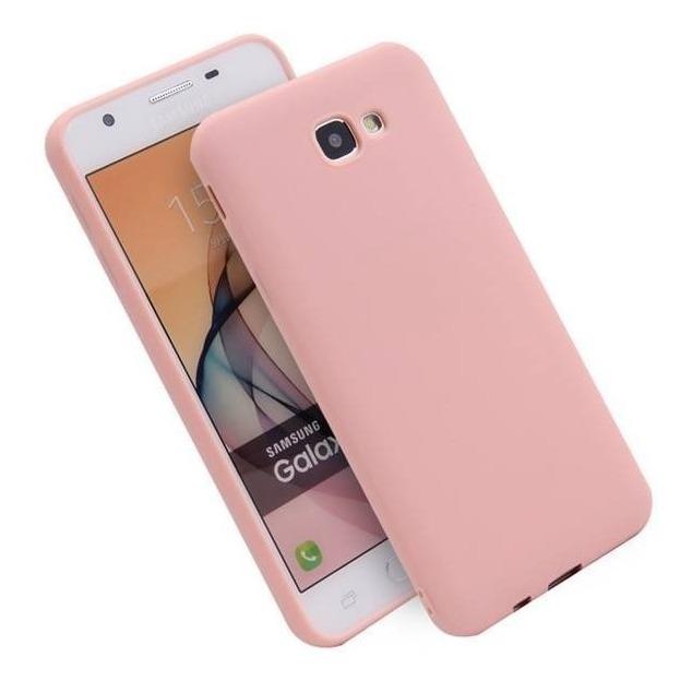 a4f8dfb12b1 Funda Silicone Case Silky Para Samsung J2 J7 Prime - $ 237,49 en ...