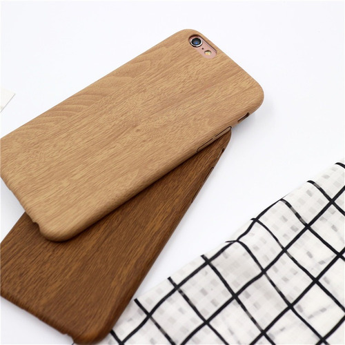 funda simil madera iphone 6s plus 7 7 plus  belgrano