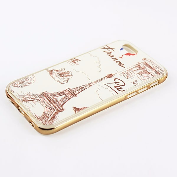 65f07d094a0 Funda Slim 0.33 Mm Paris+ Bumper Samsung Galaxy S6 Edge Plus - $ 249 ...