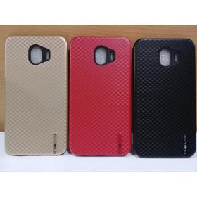 Funda Slim Case Carcasa Samsung J4 + Vidrio Templado Glass