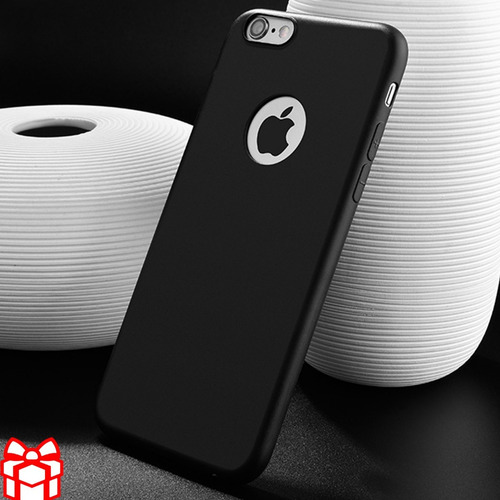 funda slim case original tpu iphone 6 6s 7 plus x +mica