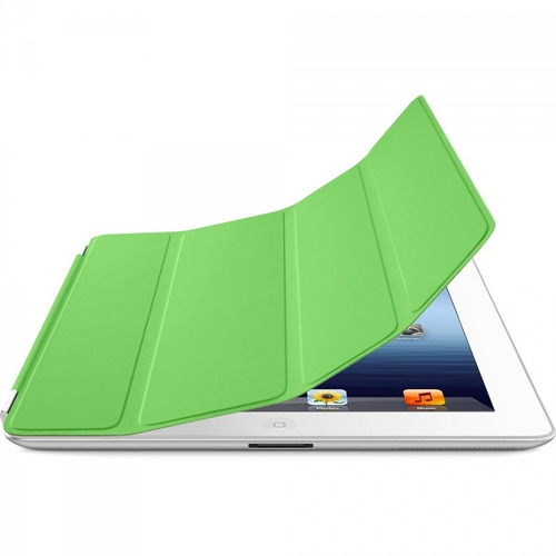 funda smart cover ipad mini + back cover + lapiz + mica