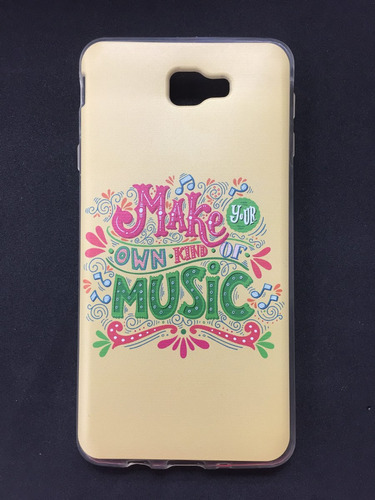 funda smartfix exclusiva music samsung a7/2017