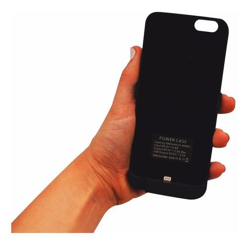 funda soul power case cargador bateria iphone 5 - factura ab